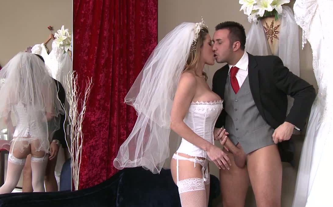 Wedding Dress Porn Pics